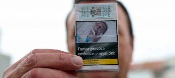 Las imágenes de las cajetillas de tabaco para incitar a dejar de fumar no funcionan