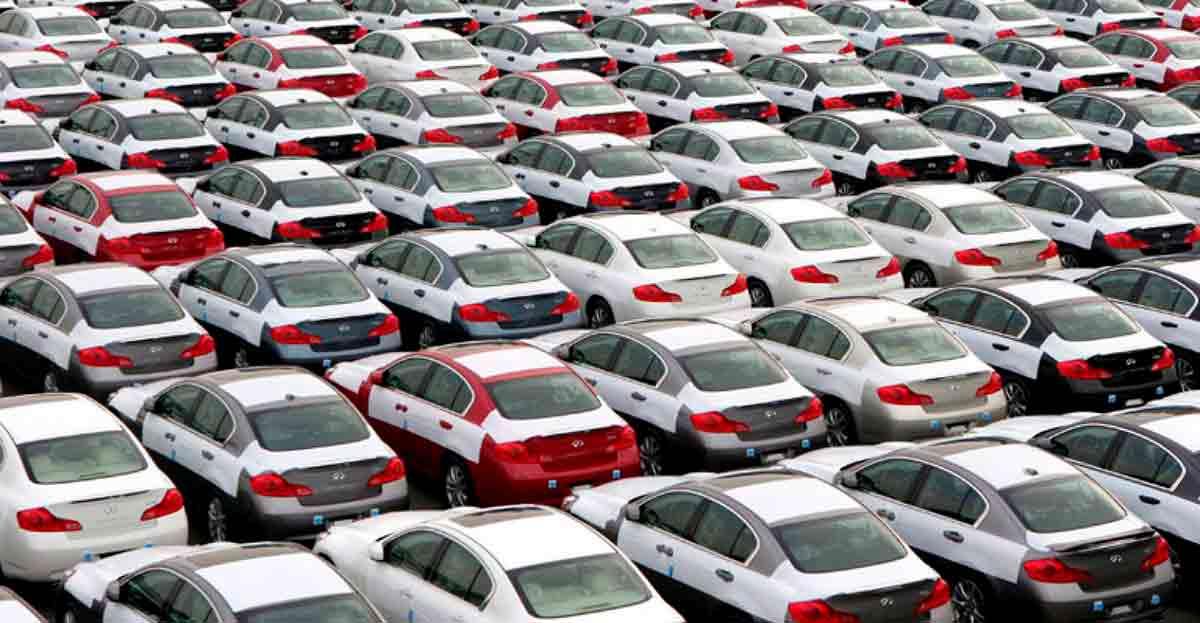 53.615 coches a revisión de las marcas japonesas Toyota, Nissan, Honda y Mazda