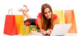 La compra inteligente online, la de la mujer entre 25 y 35 años en moda, electrónica y viajes