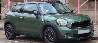 El nuevo MINI Paceman, el primer crossover coupé de los coches pequeños de gama alta