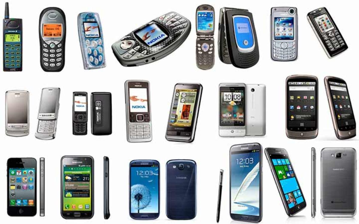 Del primer móvil por 7.200 euros al aprendizaje móvil gratis