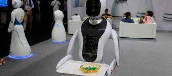 Los robots cuidarán de los mayores recordándoles comer, beber, hacer ejercicio o relacionarse