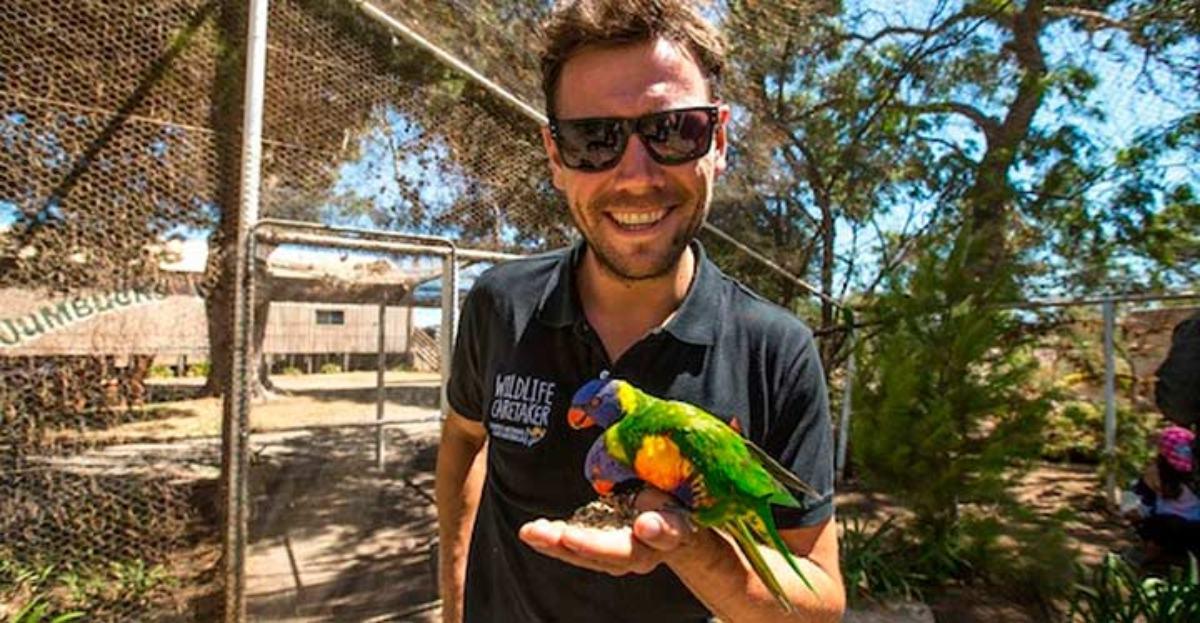 El español Adrián Fernández opta a trabajar en Australia en uno de los 'mejores empleos del mundo'