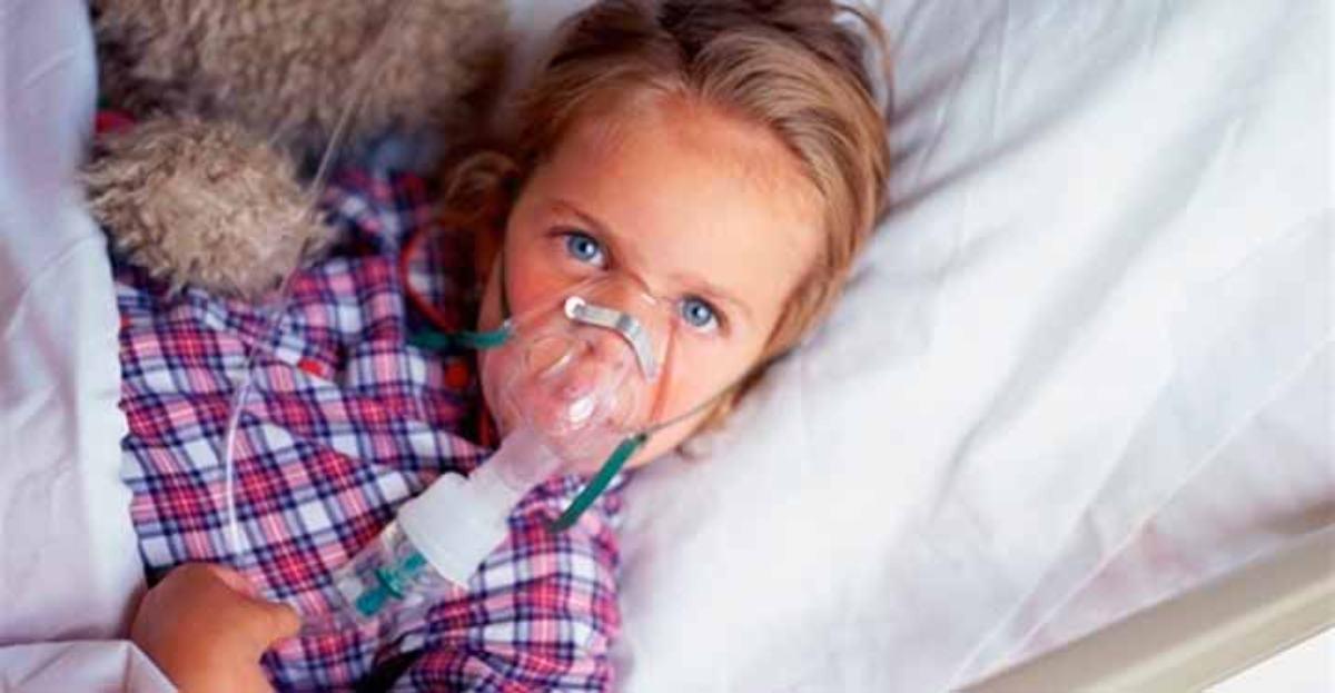 El asma infantil se provoca sobre todo por alergias