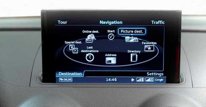 Audi connect, conectado al mundo con el teléfono y el coche
