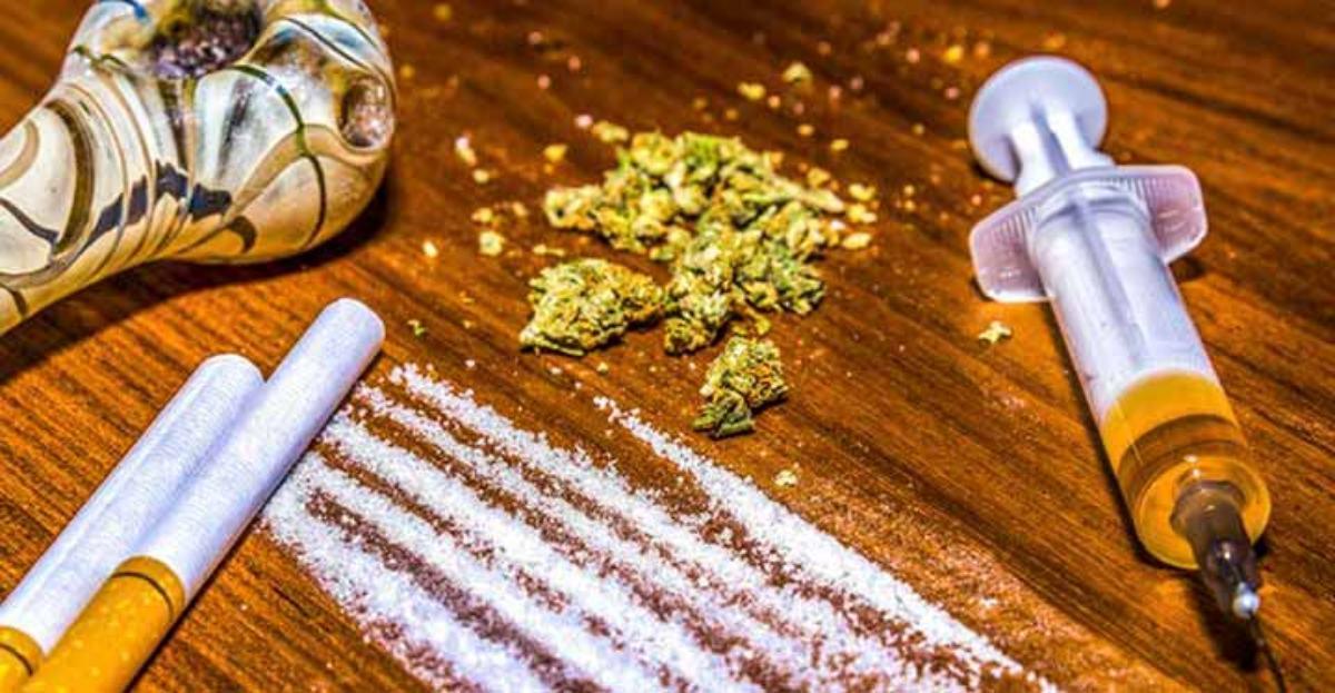 Cae el consumo de cocaína y cannabis