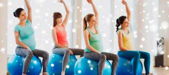 Las embarazadas que hacen ejercicio fortalecen el corazón de su bebé