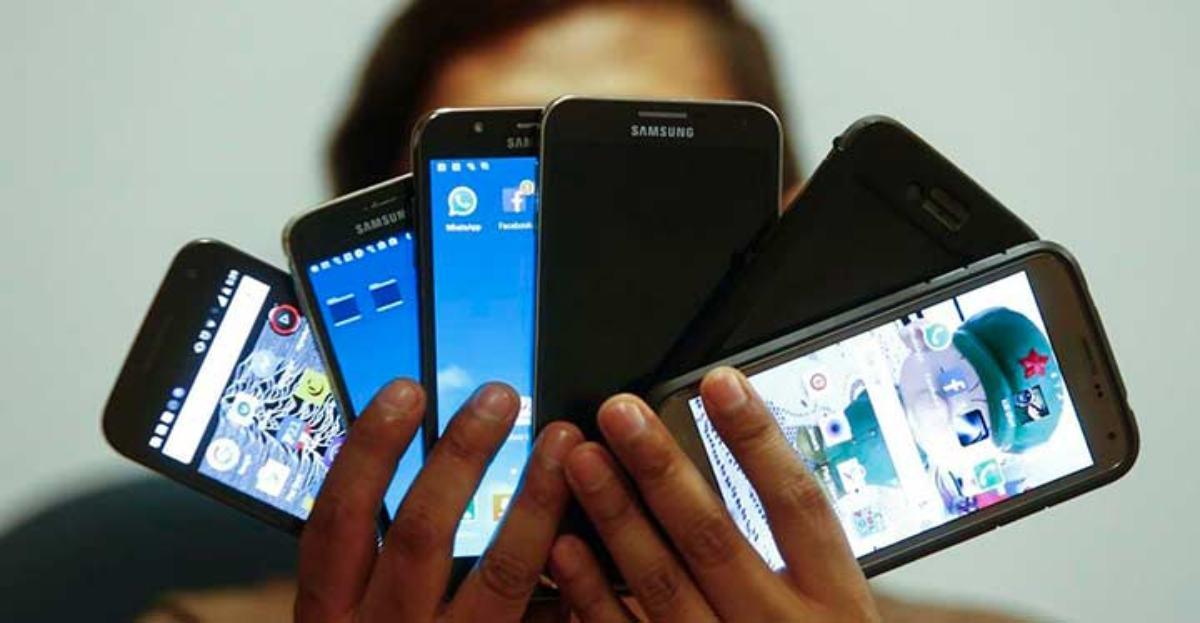 Los fraudes por denuncias falsas de smartphones robados aumentan