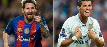 Se puede saber cuántos goles marcará Messi o Ronaldo la próxima temporada