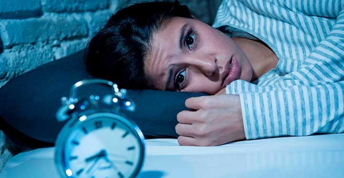 El insomnio lleva a 7 de cada 10 personas que lo sufren a tener depresión o ansiedad
