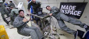 La NASA quiere fabricar comida con impresoras 3D para los astronautas