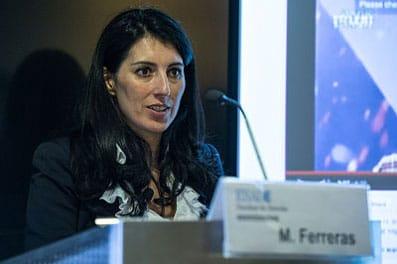 María Ferreras, directora de alianzas de YouTube.