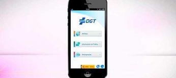 Tráfico lanza una app con la información de incidencias, radares y cámaras en carretera