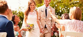 Lo que cuesta una boda en 2013, unos 12.590 euros, la mitad que en 2005