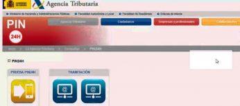 Ya se puede presentar documentación online en la Agencia Tributaria sólo con el Código Seguro de Verificación
