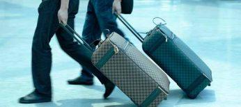 El equipaje de los pasajeros de avión se vuelve inteligente e informa hasta de si se ha abierto