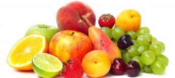 La fruta que comes está viva
