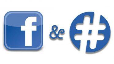 Hashtags en Facebook al calor de la audiencia que se reúne en Twitter durante el prime time