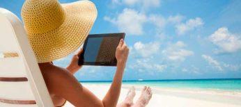 Cómo usar el smartphone o la tablet de forma segura en vacaciones