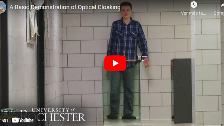 Video explicativo de los trucos de invisibilidad