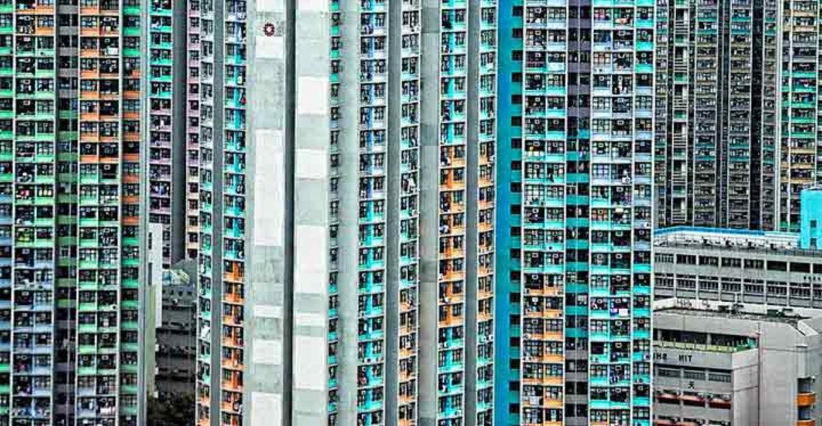 Vivir en zonas de bloques de pisos con muchas viviendas y sin zonas verdes es peligroso en verano