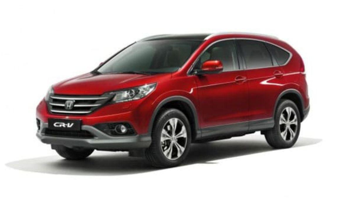 Nuevo Honda CRV 2013.