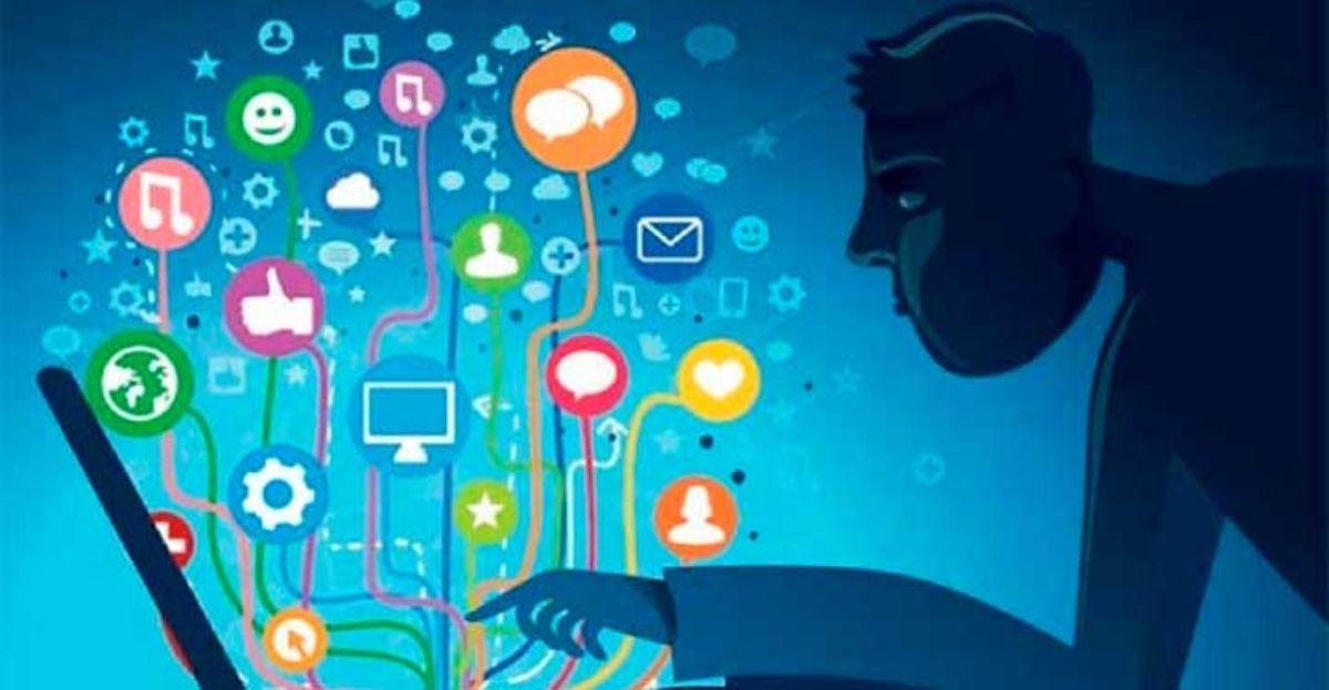 Un tercio de los internautas está más de 3 horas al día en las redes sociales