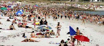 El turismo de sol y playa español se trasladará al Cantábrico por el cambio climático