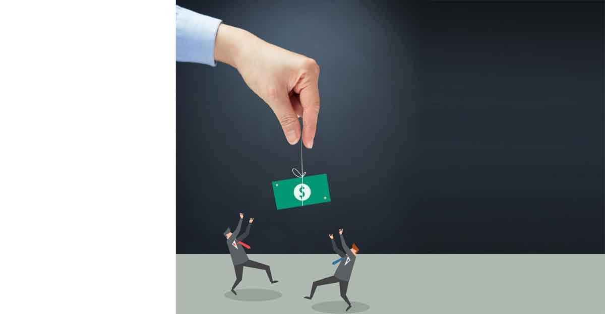 El recorte de sueldo a funcionarios de 6.800 millones sólo ahorró 2.160 millones del pago de nóminas