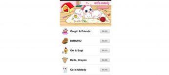 WeChat abre tienda de emoticonos.