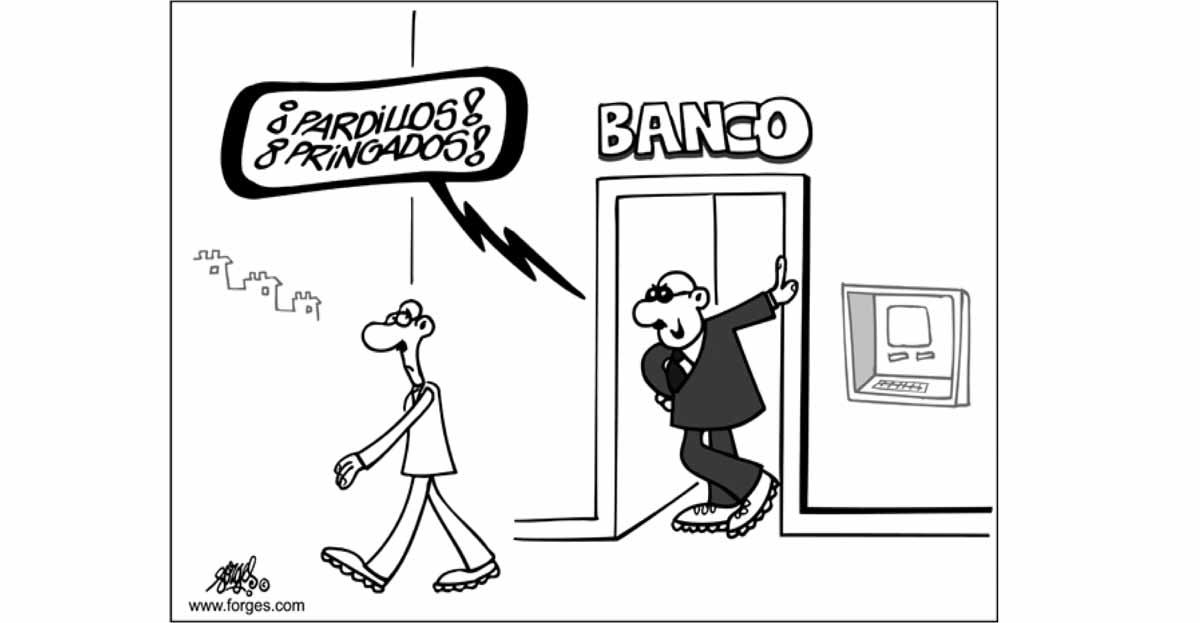 7 comisiones ilegales de bancos que no te pueden cobrar
