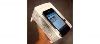 Aplicación para detectar drogas con iPhone.