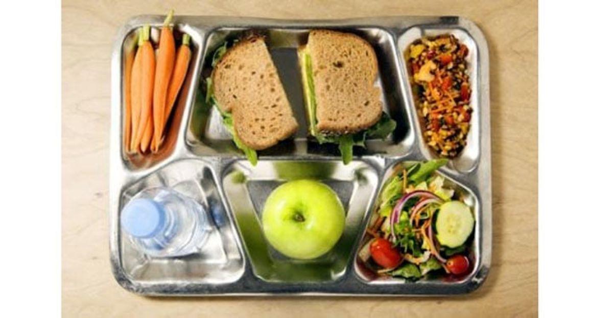 El comedor escolar de tu hijo es bueno for Dibujos para comedor escolar