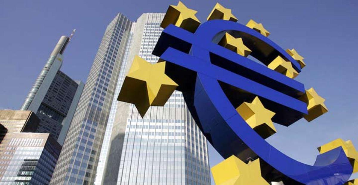 Edificio sede del Banco Central Europeo.