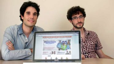 Los creadores de Funidelia, web de venta de disfraces.