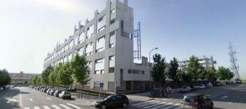 PAU de Carabanchel, edificio de Thomas Mayne.