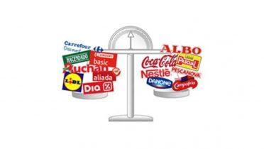 Las marcas de distribuidor o marcas blancas y las marcas tradicionales.
