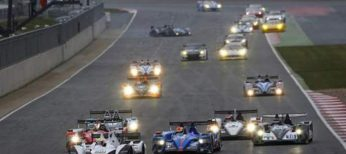 Competición automovilística de Le Mans.