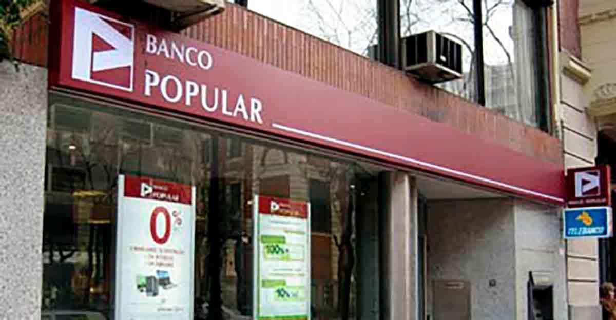 Nuevo varapalo judicial contra el Banco Popular por las cláusulas suelo
