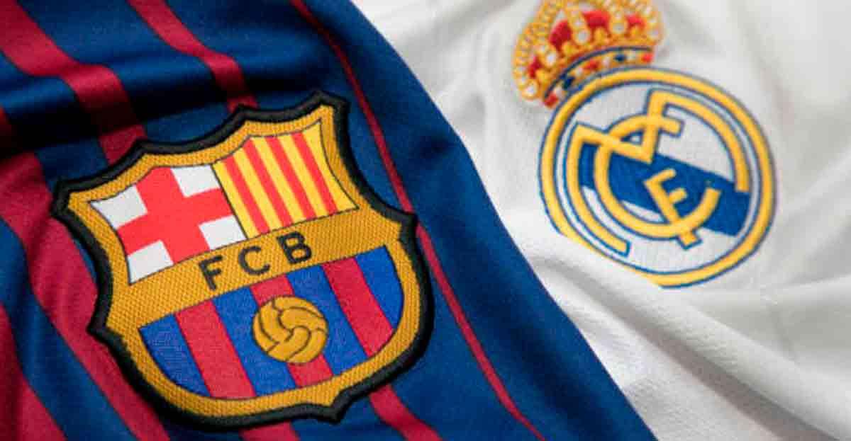 El partido Barcelona contra Real Madrid desde tu sofá por mucho menos de lo que imaginas