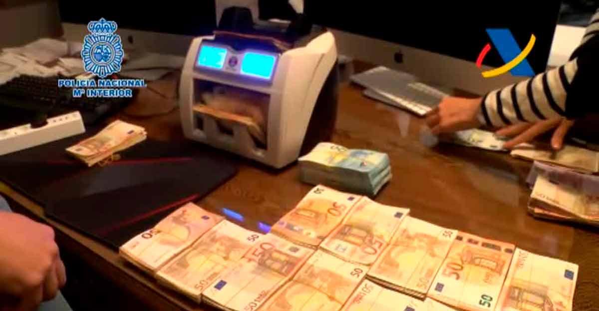 Blanquearon 3 millones de euros desde 2009 con envíos de dinero desde locutorios