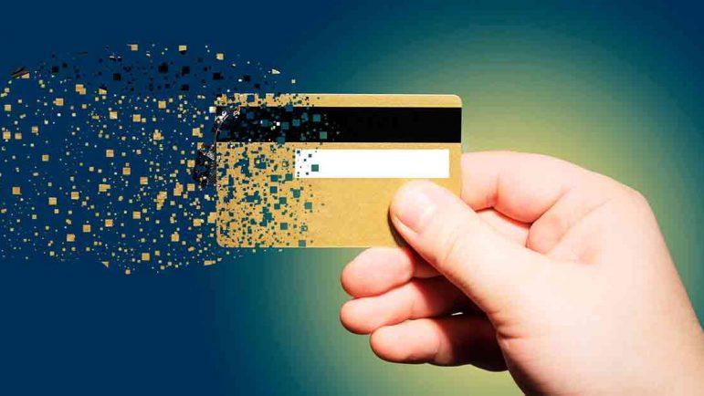El fraude con tarjetas de crédito es del 1 por ciento, sobre todo en compras online