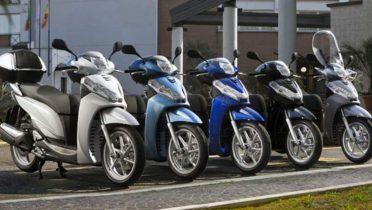 Motos híbridas.