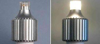 Denuncian obsolescencia programada en bombillas LED y otros productos de iluminación