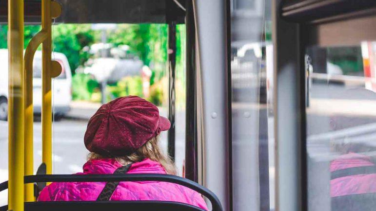 Los precios de autobús en Madrid, Girona y Palma son los más caros