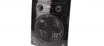Calefactor electrico de la marca Solac.