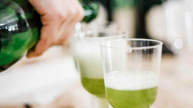 Casi sin alcohol y saludable como el vino