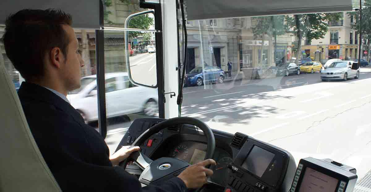 Apenas uno de cada cinco conductores profesionales recibe bonus por conducir de forma eficiente