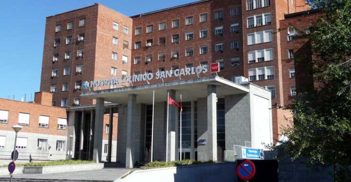 Hospital Clínico San Carlos de Madrid.