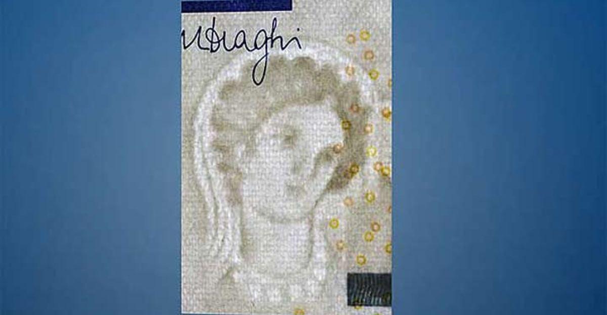 Imagen de Europa, el personaje que aparece en el billete de 5 euros.